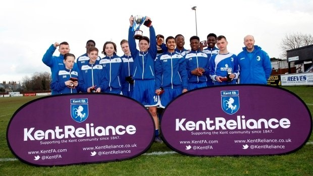 Kent County Cup 2016 Kent Football United