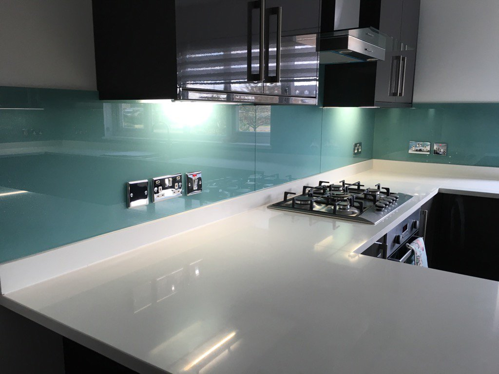 Kitchen Splashbacks | Kent | Bespoke Glass Splashbacks