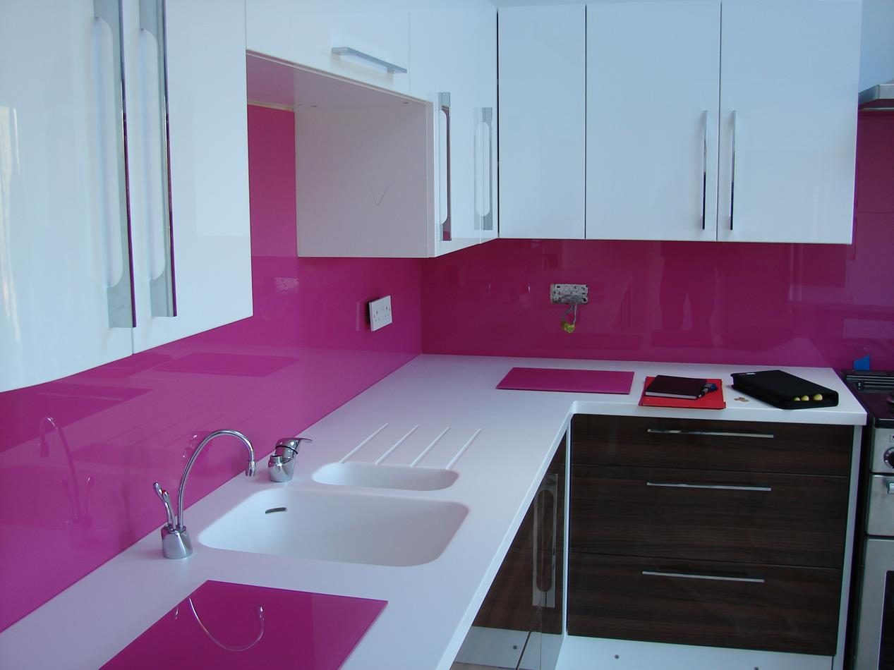 Gallery - Examples of Bathroom and Kitchen Splashbacks | Kent
